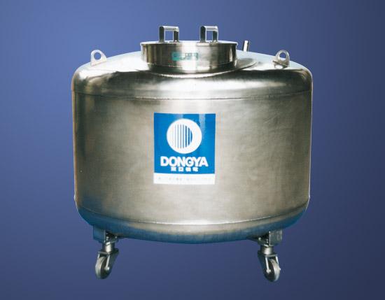 广口液氮罐